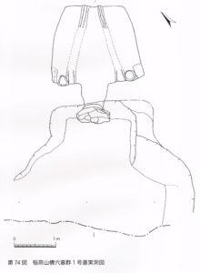 稲荷山横穴墓群1号墓