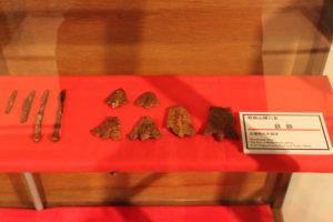 扇森横穴墓 鉄鏃