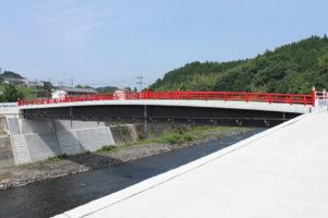 扇森稲荷神社 稲荷橋